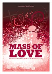 Mass of Love cd